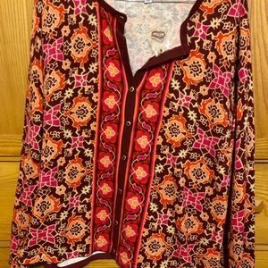 NWT Button Up Long Sleeve Cardigan